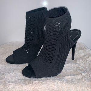 Zara Sock Heels size 36
